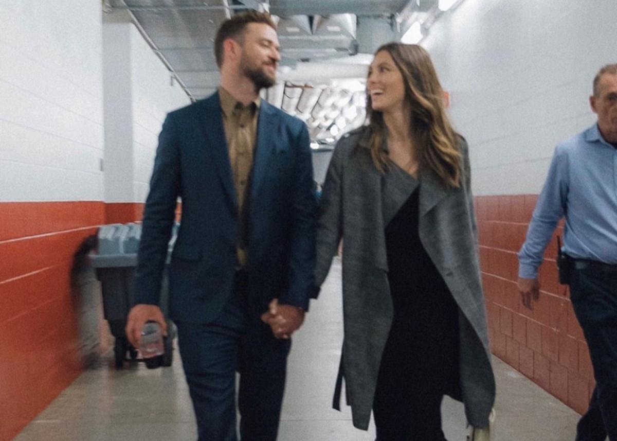 Are Jessica Biel And Justin Timberlake Faking It For Cameras?