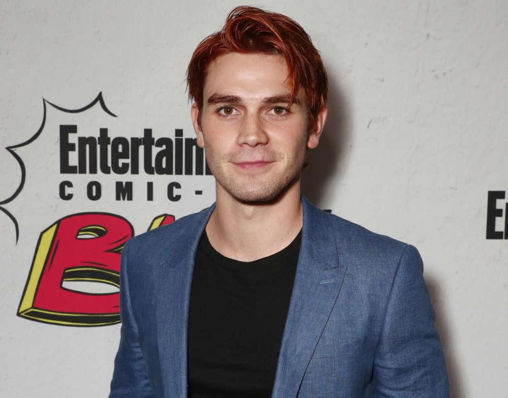 KJ Apa From Riverdale Is Dating Clara Berry - Sources Say They're In Love