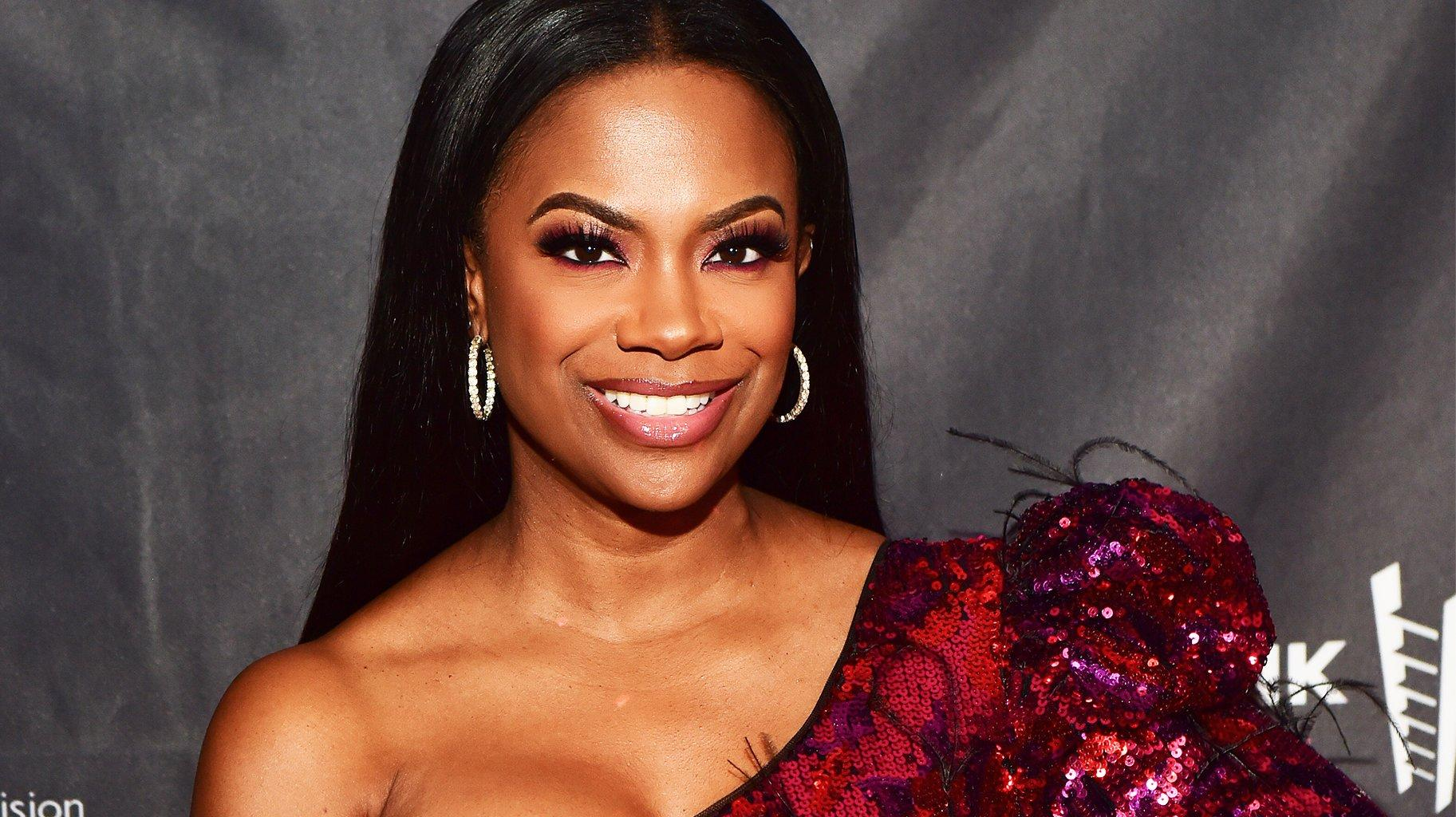 Kandi Burruss Shares A Throwback Pic From The First RHOA Season - Check It Out Here
