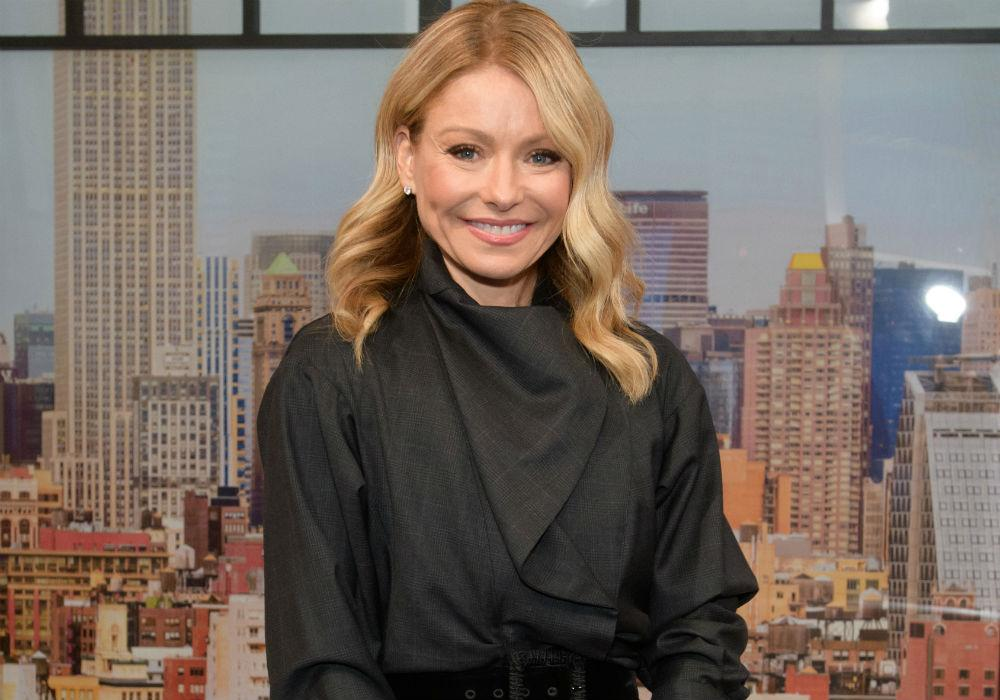 Kelly Ripa Opens Up About Her Decision To Quit Drinking Alcohol