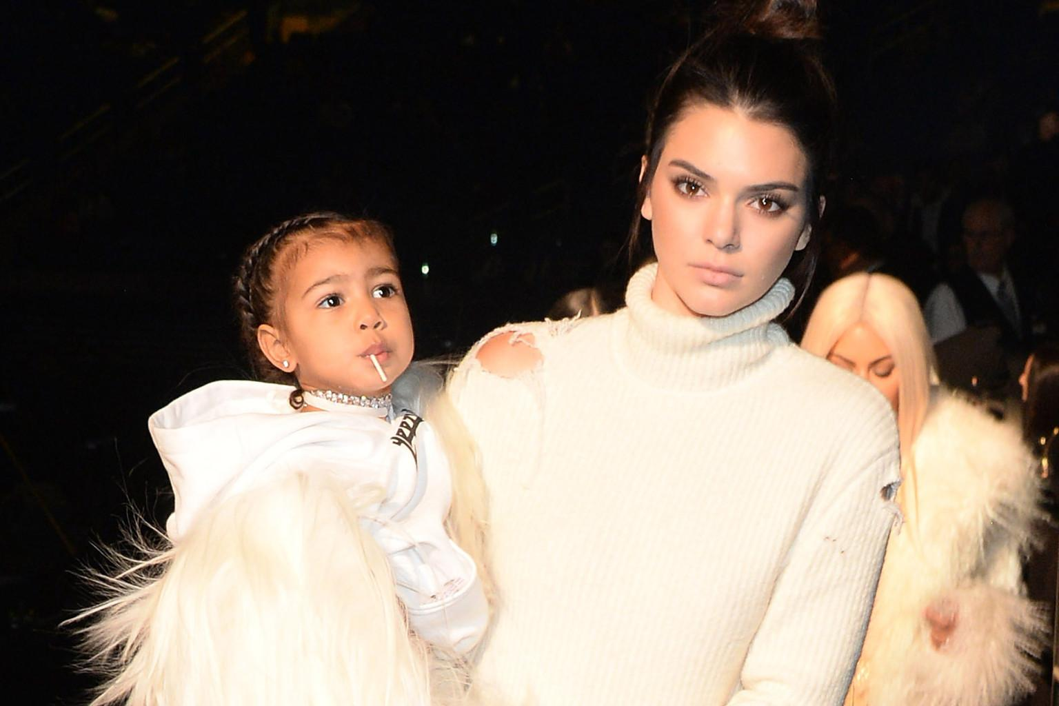 KUWK: Kendall Jenner Says Her Niece North West Has What It Takes To Become A Fashion Icon Just Like Her!