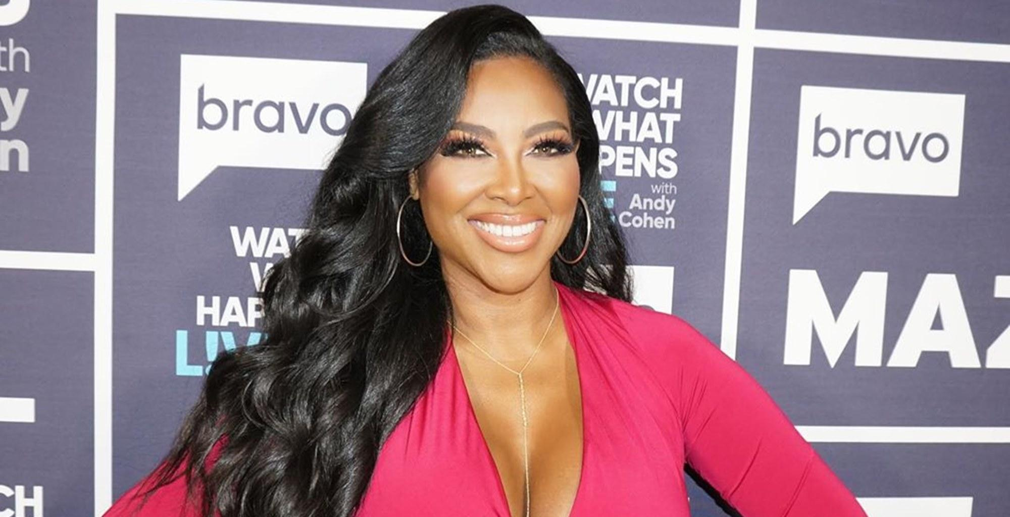 Kenya Moore Gets Emotional While Talking About Her Estranged Mother's Recent Surprising And Loving Gesture
