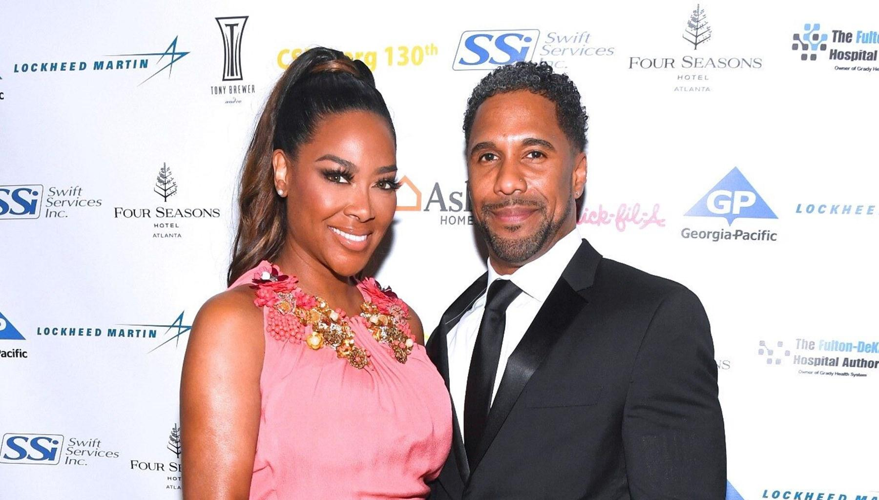 Kenya Moore Will Have Some Big Announcements This Year -- Marc Daly Will Be Part Of Them