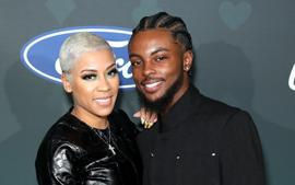 Keyshia Cole Performs Raunchy Lap Dance For Niko Khale In Wild Video -- Fans Predict They Will Have A Baby Girl Soon
