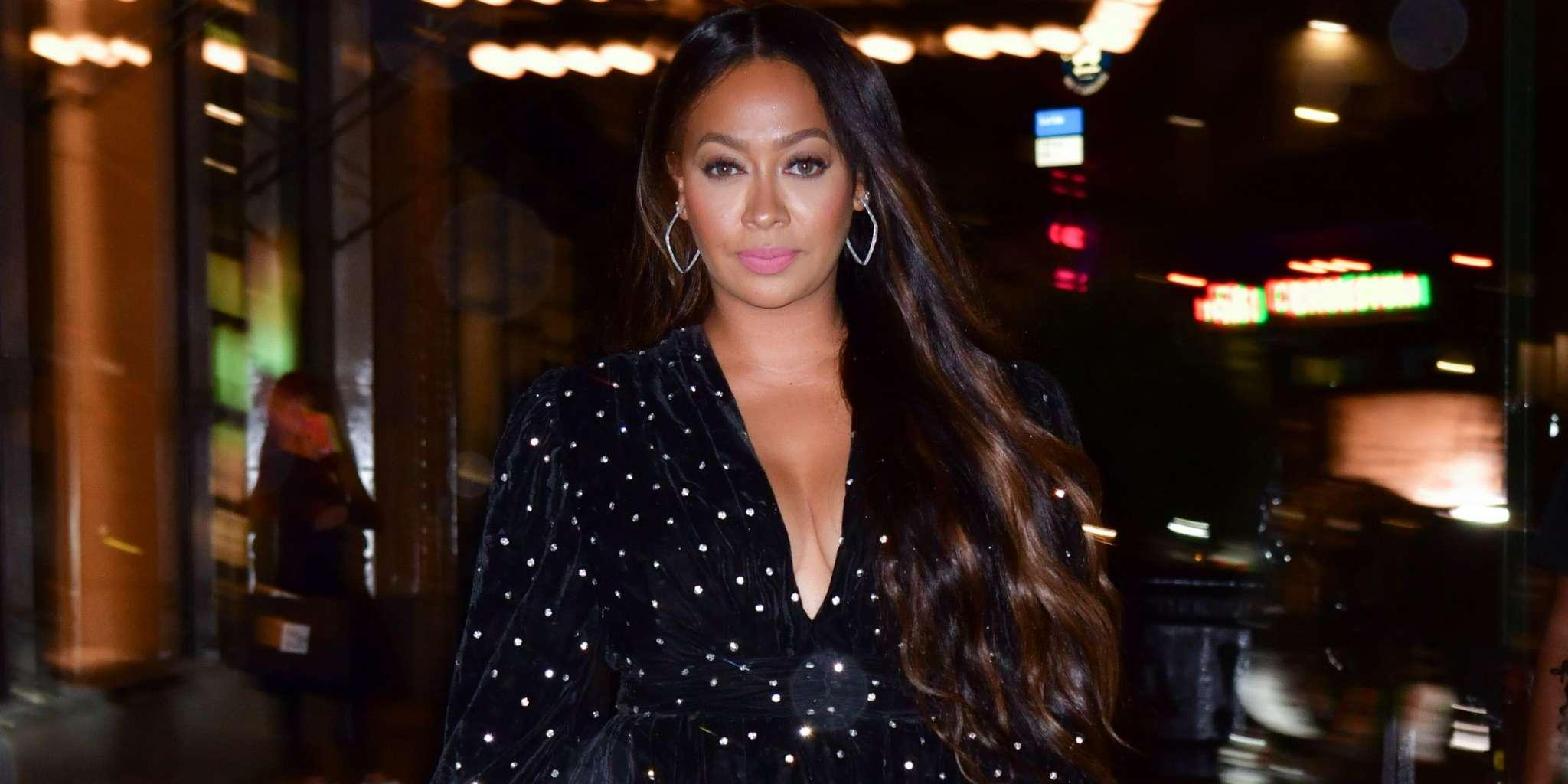 LaLa Anthony Shows Some More Support To Vanessa Bryant With Sweet Message