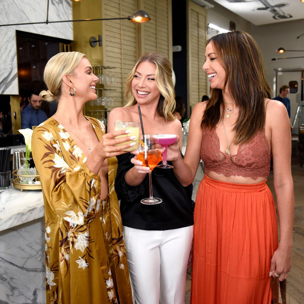 Stassi Schroeder Reveals She Had A Huge Argument With Lala Kent -- Finally Admits To Possible Reconciliation With Kristen Doute