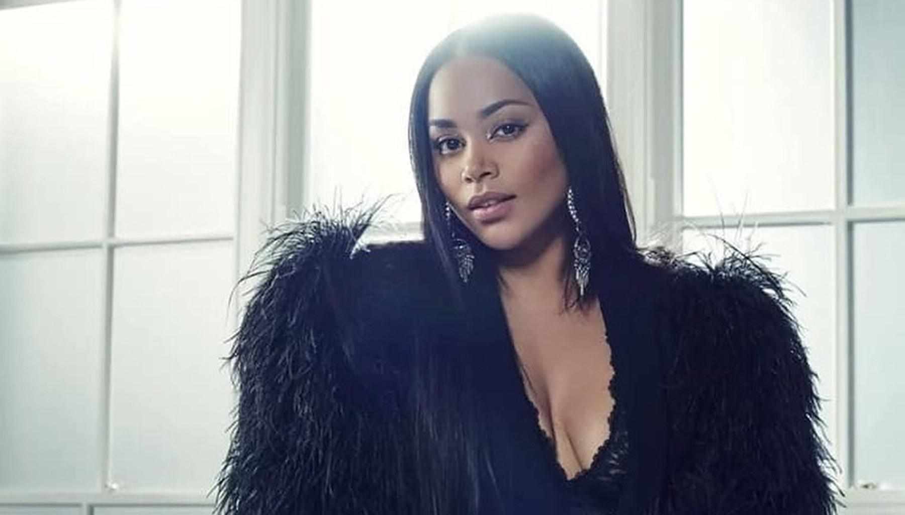 Lauren London Takes Nipsey Hussle Where She Goes Thanks To Unique Piece Of Jewelry -- Photos Confirm Her Love Will Make Sure The Marathon Continues