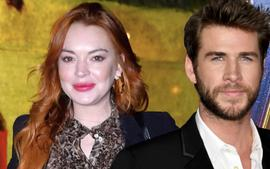 Lindsay Lohan Posts A Pic With Her 'Boyfriend' But Then Deletes The Caption!