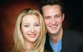 Matthew Perry Joins Instagram And 'Friends' Co-Star Lisa Kudrow Celebrates With The Sweetest Post!