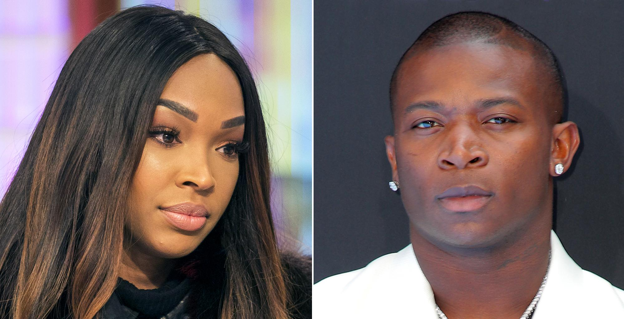 Malika Haqq Finally Reveals Her Baby Daddy Is O.T. Genasis And Delivers Touching Speech At Her Baby Shower