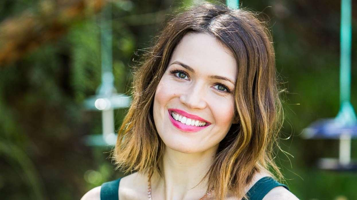 New TV Show In The Works Based On Mandy Moore's Life - '90's Pop-Star'