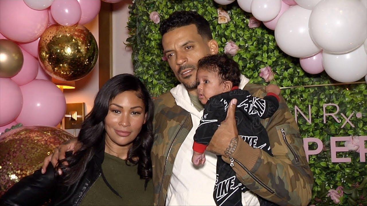 Matt Barnes Accused Of Stalking Ex-Girlfriend Anansa Sims Who Put Out A Restraining Order On Him
