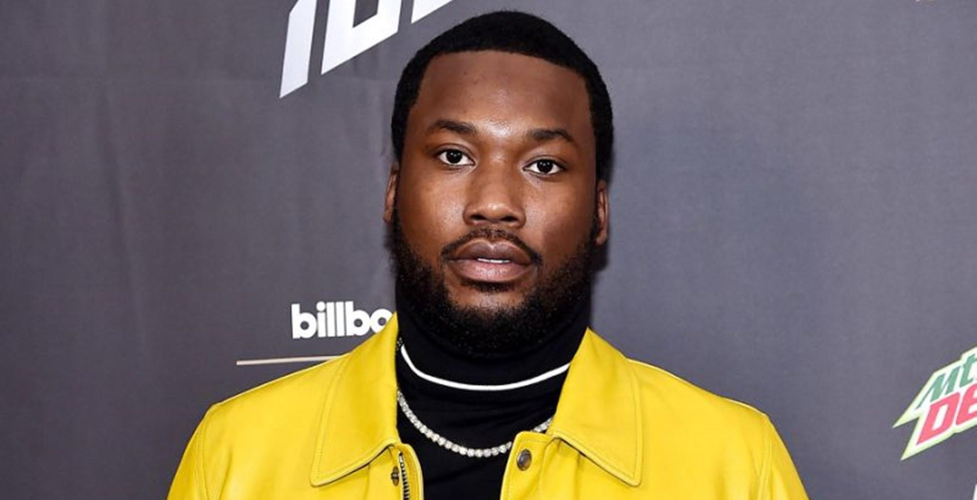 Meek Mill Finally Debuts His Stunning Pregnant Girlfriend, Milan Harris, On Instagram With This Viral Photo Days After Feuding With Nicki Minaj