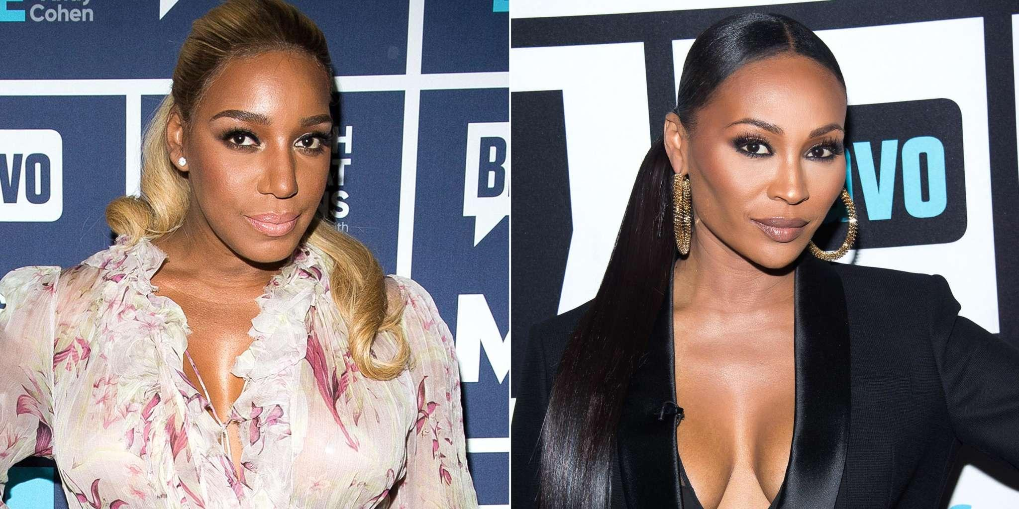 Nene Leakes And Cynthia Bailey Finally Have Tense One On One Conversation
