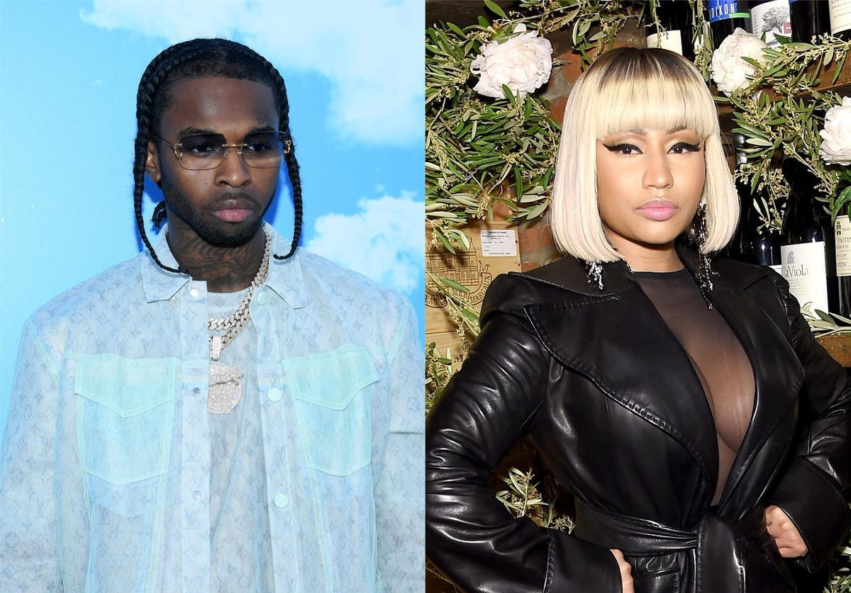 Nicki Minaj, Nas, Quavo, 50 Cent And More Pay Tribute To Pop Smoke After His Murder