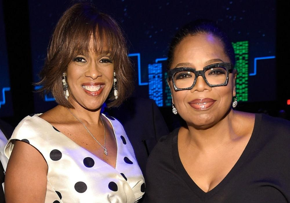 Oprah Winfrey Gets Emotional When She Reveals Gayle King Has Received Death Threats Over Kobe Bryant Question