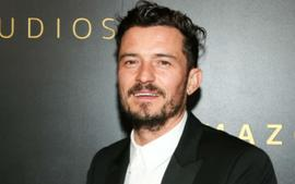 Orlando Bloom Gets New Tattoo But Spells His Son's Name Wrong