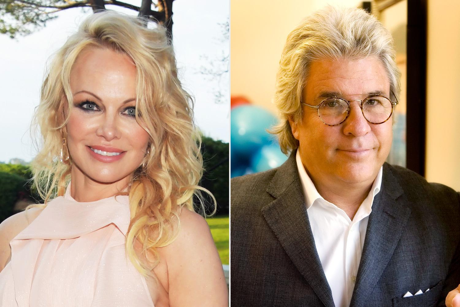 Jon Peters Already Engaged To Another Woman After Revealing He Was Used To Pay Pamela Anderson's Debt!