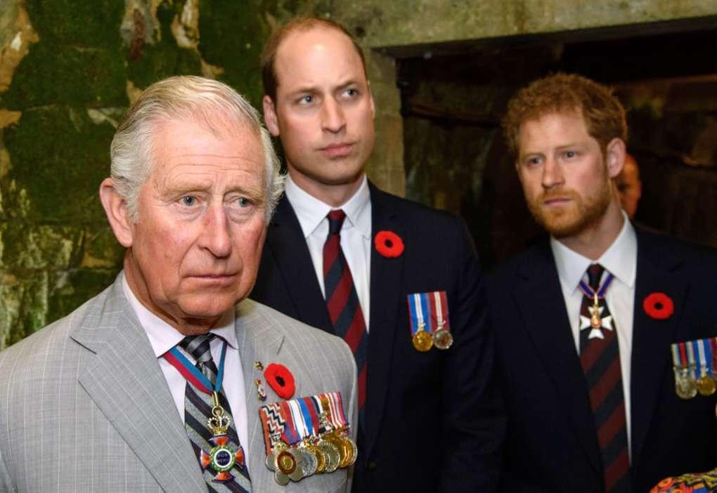 Prince William And Prince Harry Are Reportedly Talking Following Their Strained Relationship