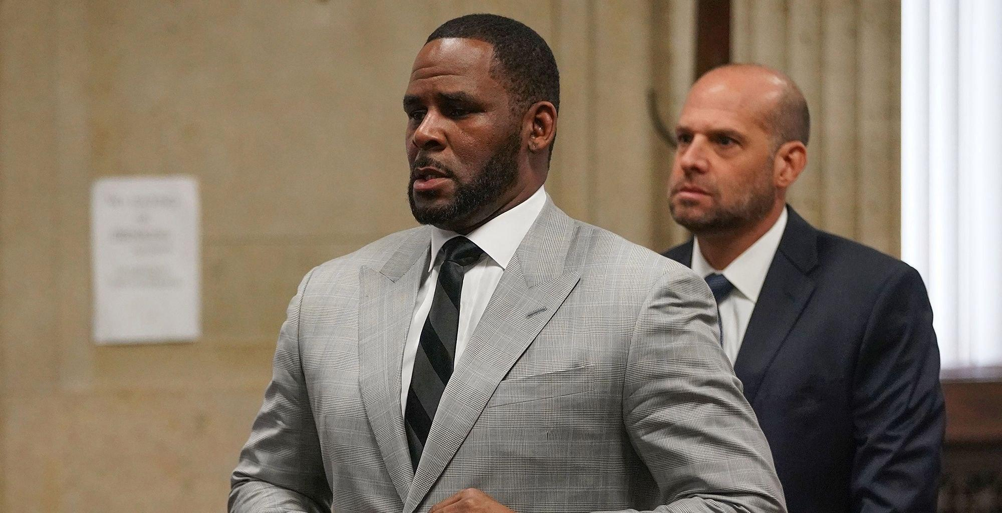 R. Kelly Is Slammed For Playing The Victim After He Misses Court Date For This Painful Reason