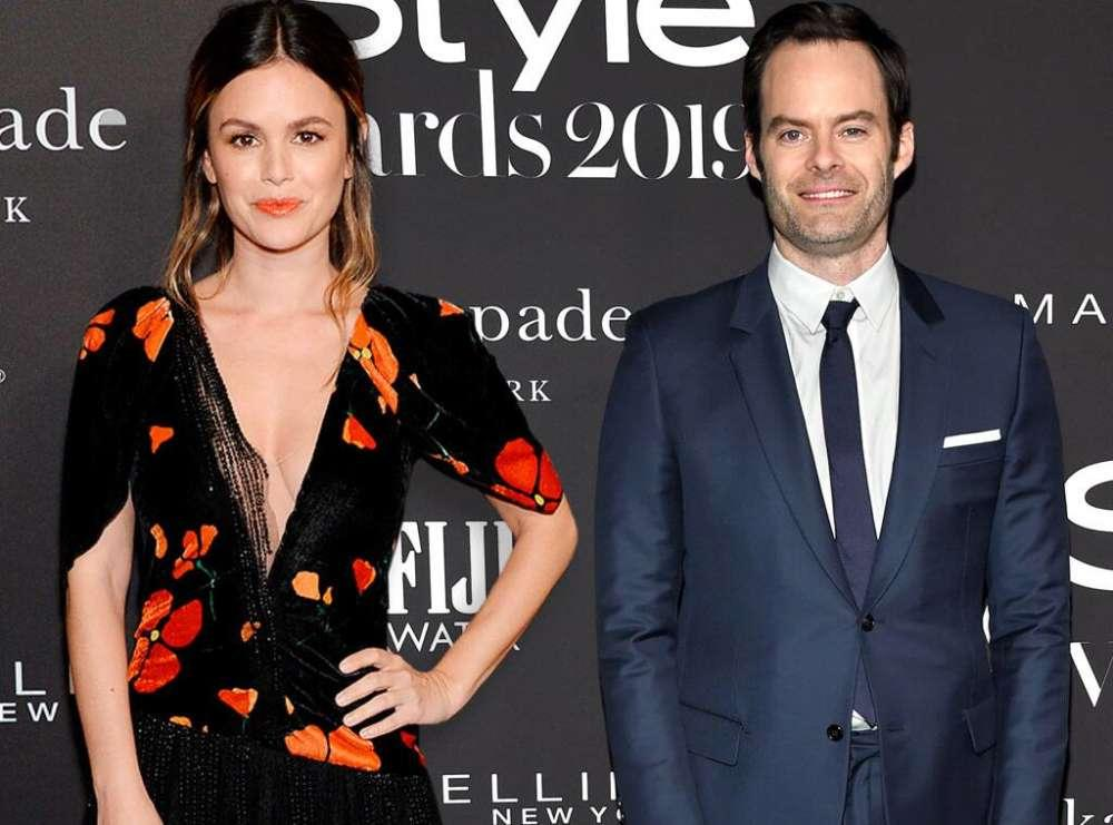 Sources Claim Bill Hader And Rachel Bilson Are As Strong As Ever