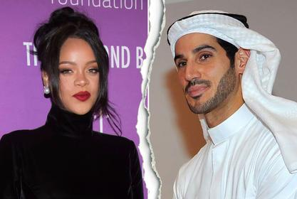 Rihanna - Inside Her Valentine's Day Plans Following Her Split From Hassan Jameel