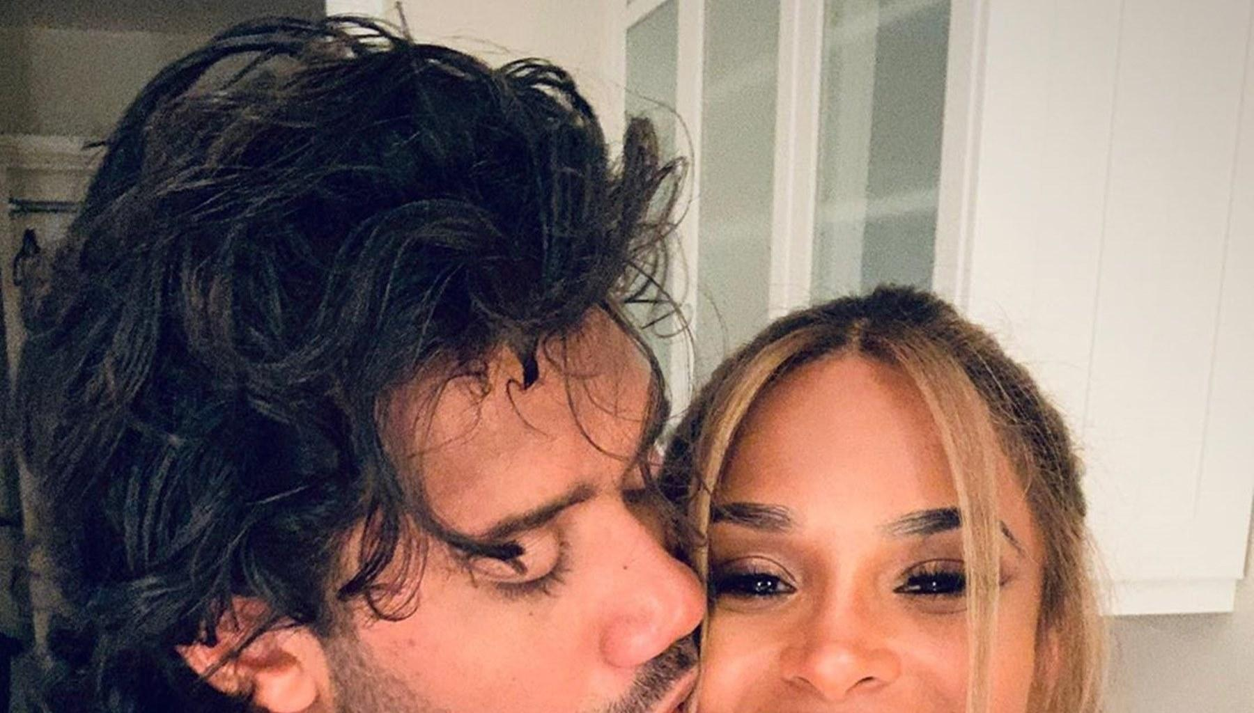 Ciara Leaves Little To Russell Wilson's Imagination In Completely Sheer Dress -- Photos Are The Epitome Of Love And Family