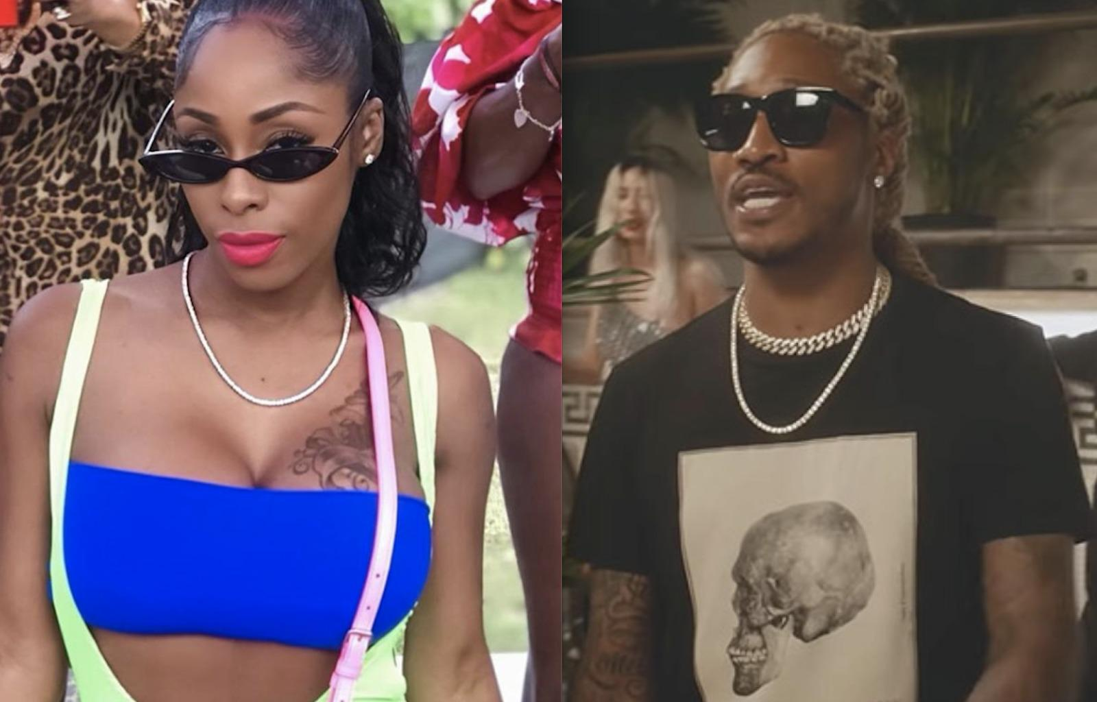 Future Sues His Alleged Baby Mama, Eliza Reign - Here Are All The Details