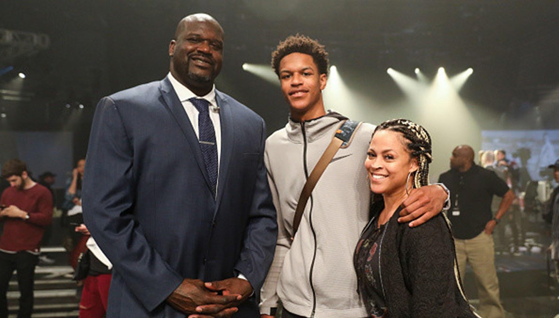 Shaquille O'Neal, His Ex-Wife, Shaunie, And Their Children Pay Loving Tribute To Uncle Kobe Byrant And Gianna