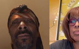 Snoop Dogg Publicly Apologizes To Gayle King After Talking To His Mother