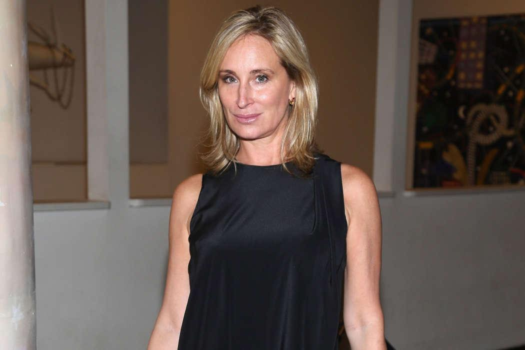 Sonja Morgan Says She And The Other RHONY Cast Members Are Getting Along Great