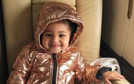 Stormi Webster Wore Susanne Lively In Harper's Bazaar After Celebrating Her Birthday With Parents Travis Scott And Kylie Jenner