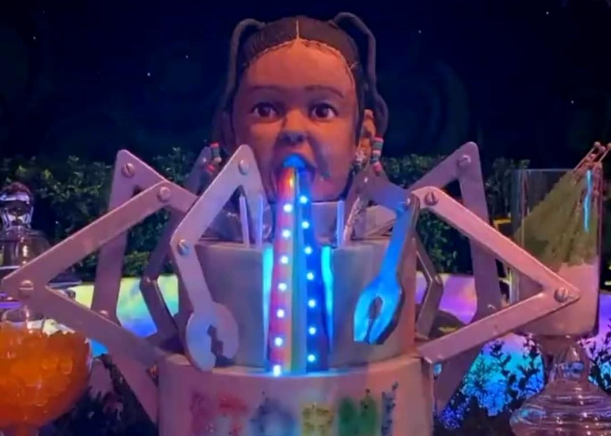 The Stormi World 2.0 Video Is Here — Kylie Jenner And Travis Scott Celebrate Stormi Webster's Birthday With Trolls And Her Own Theme Park