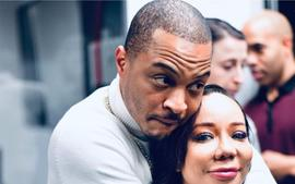 T.I. Is Left Red-Faced With Embarrassment In Viral Video In Front Of Wife Tiny Harris While Being Schooled By This Power Couple About Cheating And Humiliating His Family