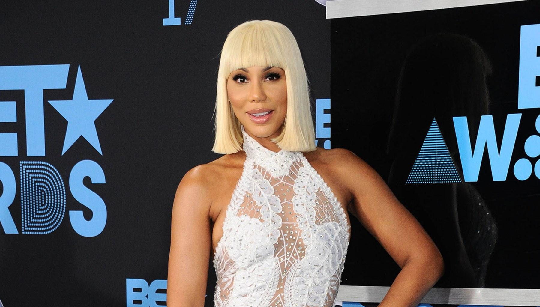Tamar Braxton Shows Off Her Inches In New Photo, And Some Fans Are Confused -- David Adefeso's Girlfriend Sets Her Own Rules