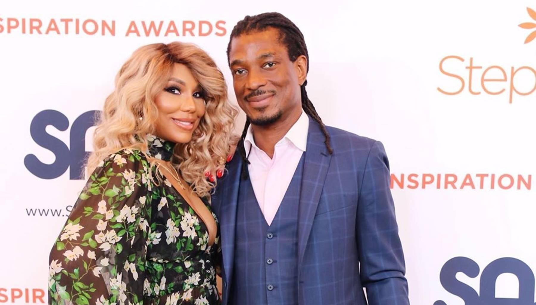 Tamar Braxton's BF, David Adefeso, Surprises Fans With New Financial Advice