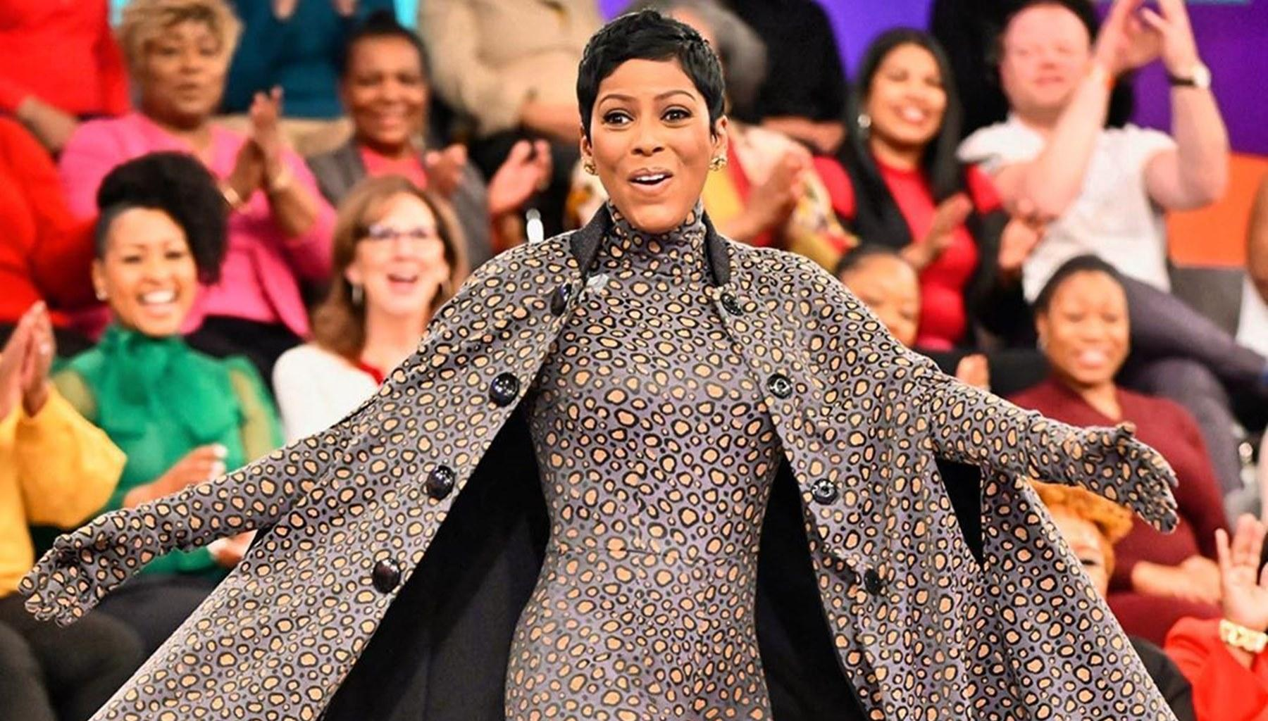 Tamron Hall Looks Glamorous In New Photo Shoot With Baby Moses, TV Host Gets Raw About Being Mom-Shamed