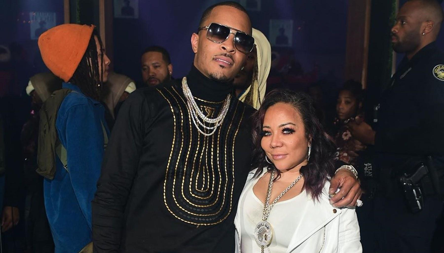 Tiny Harris Supports Her 'Big Daddy' T.I. Following This Achievement - See Her Photo