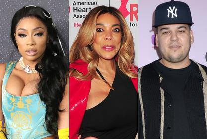Fans Warn Wendy Williams Not To Go Against Tommie Lee As LHH Star Drags Talk Show Host For Telling Rob Kardashian Not To Date Her