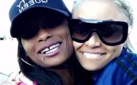 Blac Chyna's Mom Tokyo Toni Remarries Her Ex-Husband -- Continues To Call Out Zeus Network For Not Paying Her