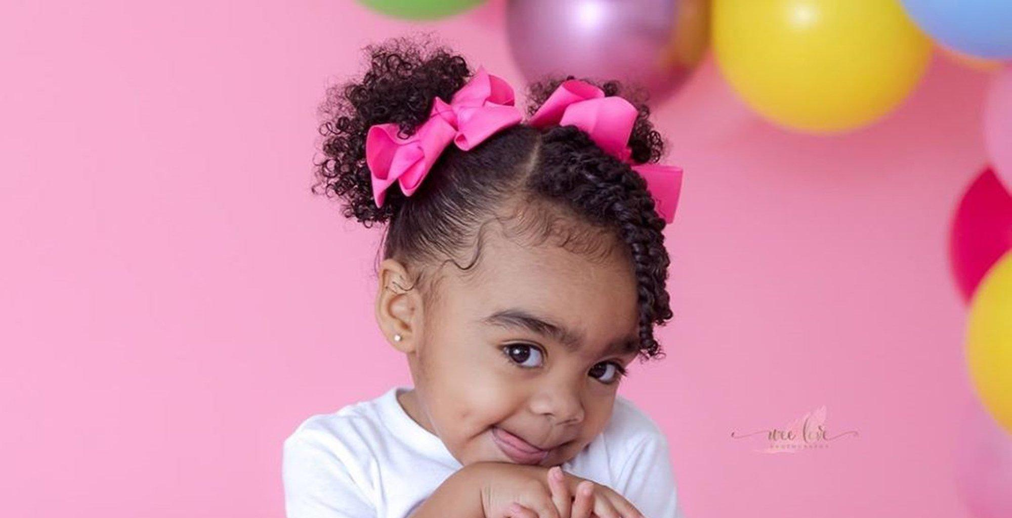 Toya Johnson's New Photos Featuring Reign Rushing Have Fans In Awe - See How Big She's Getting