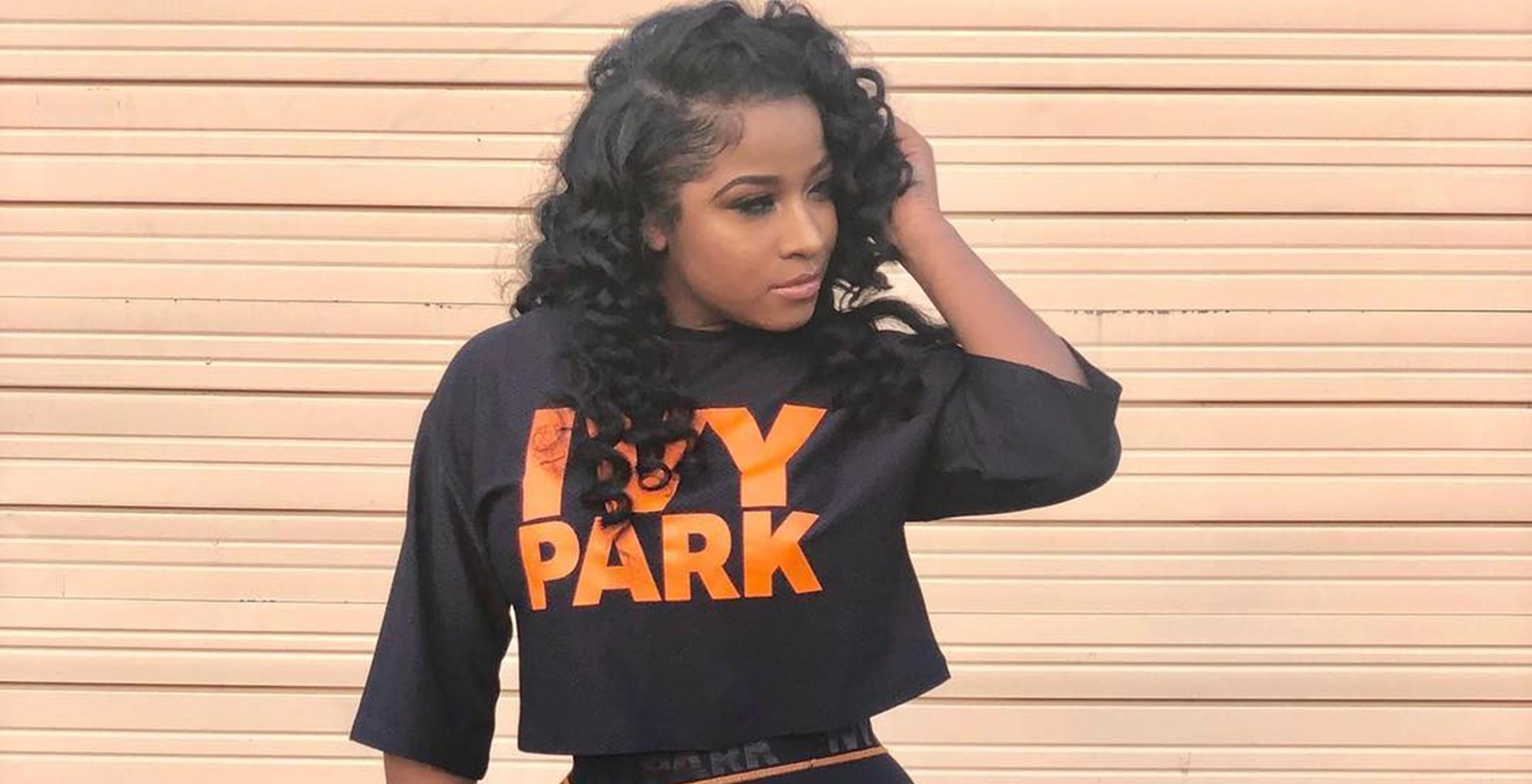 Toya Johnson Attends Tammy Rivera's Listening Party - See The Pics