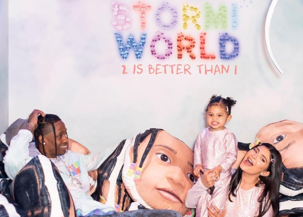 Kylie Jenner Shares More Photos Of Stormi Webster At Her Epic Second Stormi World Birthday Party