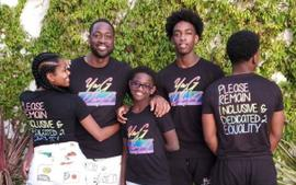 Dwyane Wade's Oldest Son Zaire Shows Amazing Support To Sibling Zaya After She Comes Out As Transgender - Check Out The Emotional Message!