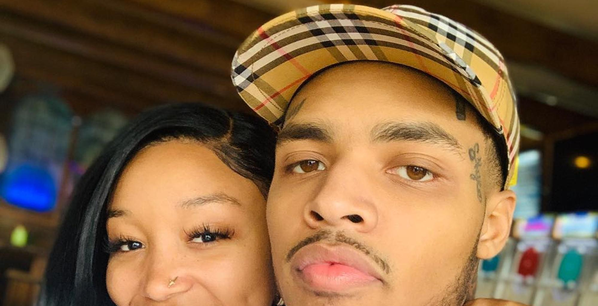 Zonnique Pullins Poses With Her Boyfriend, Bandhunta Izzy