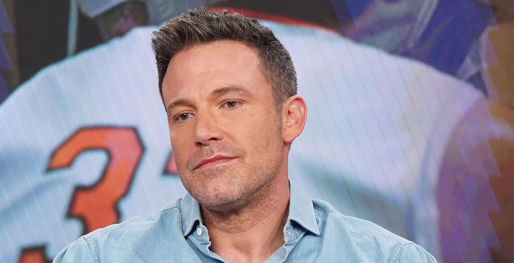 Ben Affleck Addresses The Reports He's Been On Dating Apps For Years!