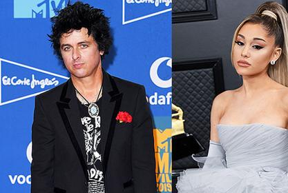 Billie Joe Armstrong Of 'Green Day' Gushes Over Billie Eilish And Shades Ariana Grande - Billie's 'The Real Deal!'