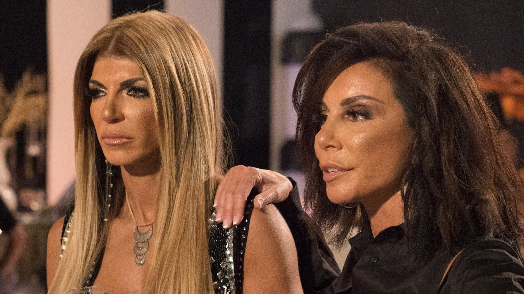 Teresa Giudice And Danielle Staub: Inside Their Discussion At The RHONJ Reunion Following Their Drama - Are They Friends Again?