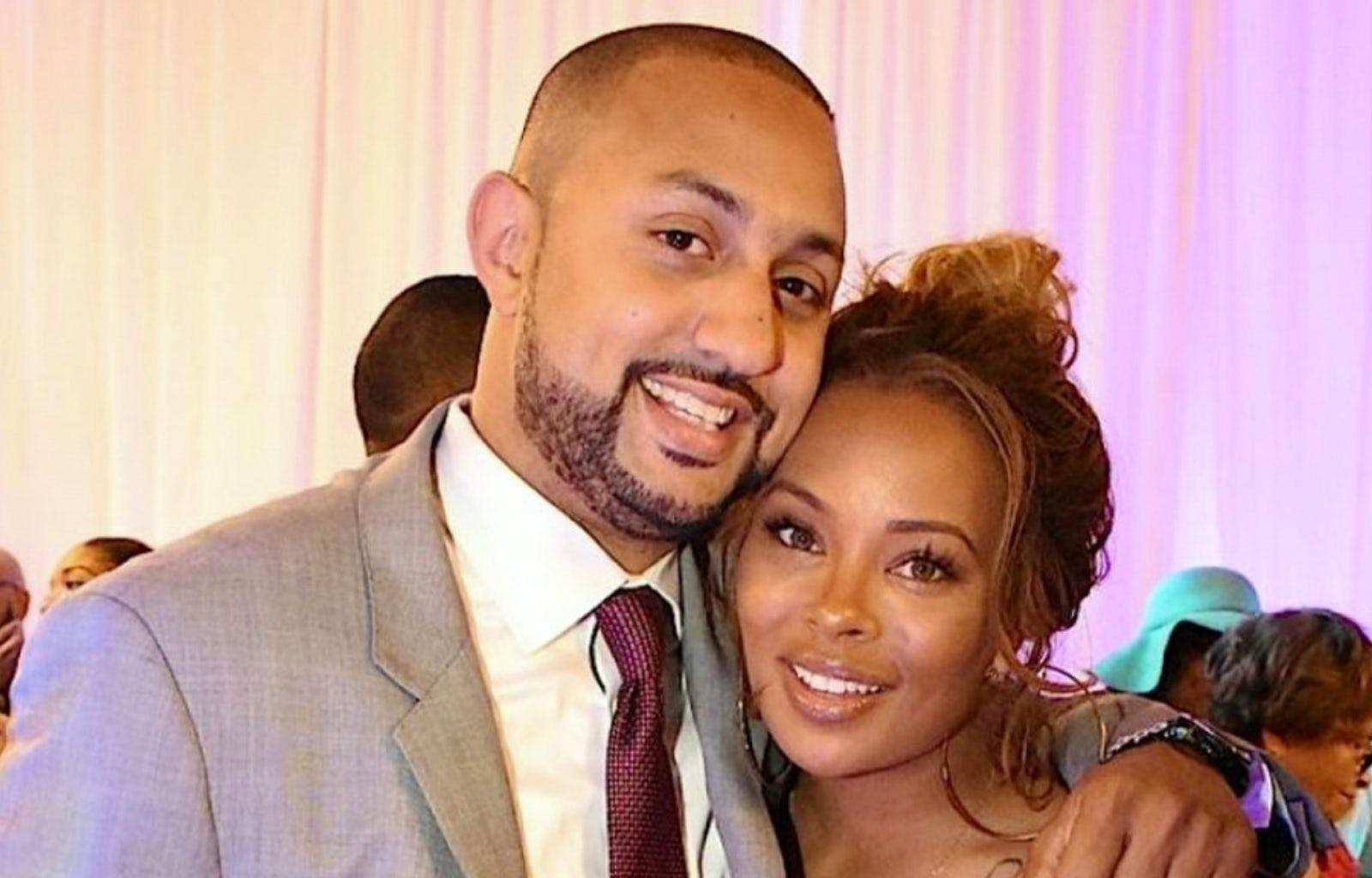 Eva Marcille Shares A Photo Of Her Son, Maverick L. Sterling For His Five Month Anniversary