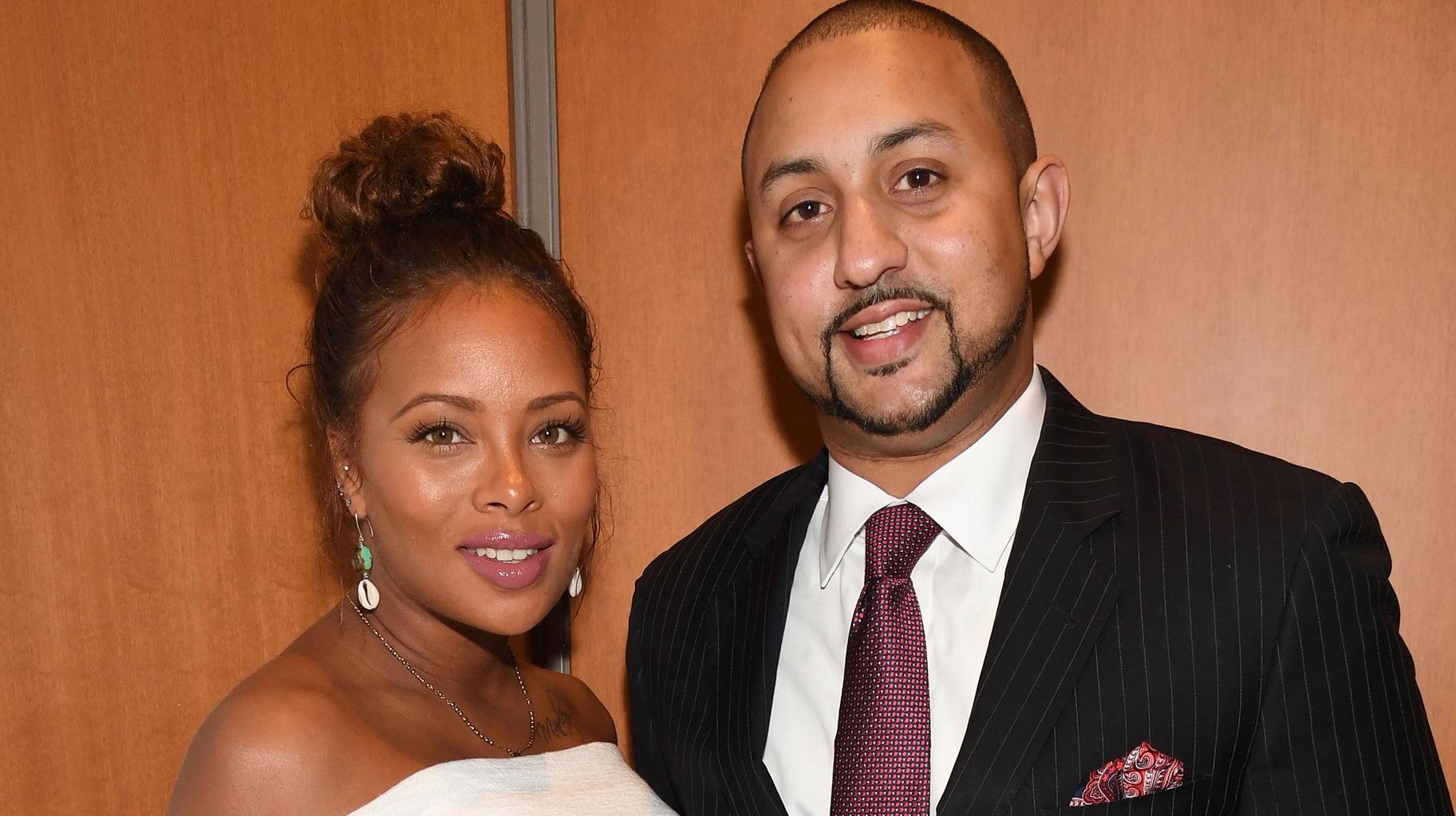 Eva Marcille Gushes Over Her Husband, Mike Sterling And Addresses The Love For Justice